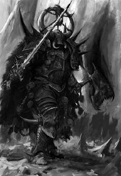 Chaos Warlord