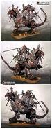 Tomb kings warsphinx of crimson king by kseronarogu-d4ldi9m