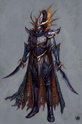 Dark Elf Corsair