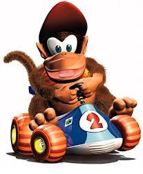 Diddy Kong MK64