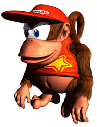 Diddy kong 8