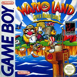 Wario land box