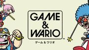 Game&Wario Wallpaper