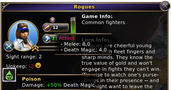 Y Rogues