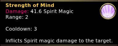 Y Strength of Mind