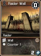 TRaider Wall