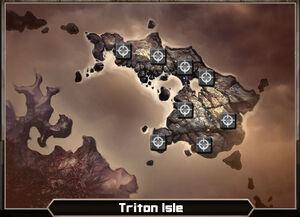TMapTriton Isle