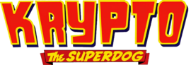 Krypto the Superdog logo