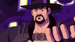 The Undertaker in Scooby-Doo animated movie