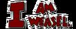 I Am Weasel logo