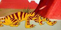 Burmese Tiger