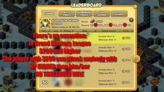 War of Mercenaries Tips & Tricks Group - Threshold Rule
