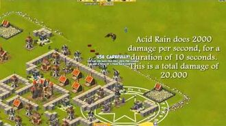 War of Mercenaries Tips & Tricks Group - Acid Rain