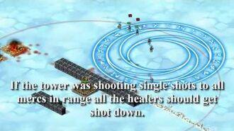 War of Mercenaries Tips & Tricks Group - Sky Tower