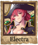 Electra Archer Poster