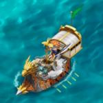 Hero's Assault Ship