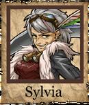 Sylvia Swashbuckler Poster
