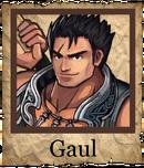 Gaul Swashbuckler Poster