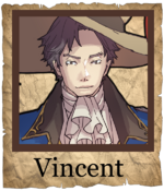 Vincent Support Poster