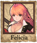 Felicia Cannoneer Poster