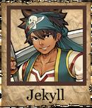 Jekyll Swashbuckler Poster