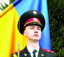 Батальон почетного караула Отдельного полка Президента Украины