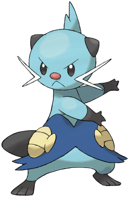 Dewott Official Artwork