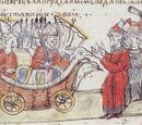 Давньоруський корабель на колесах