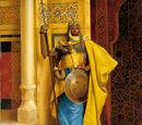 Нубійська палацова варта