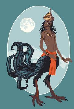 Kinnara take 2 by chasmosaur-1-