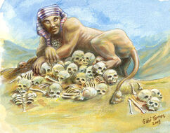 Esfinge-Sphinx-