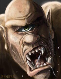 Cyclops' menace (Jorge Benitez) (-1-