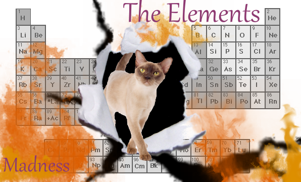 The Elements-Madness logo