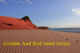 Golden And Red Sand Series