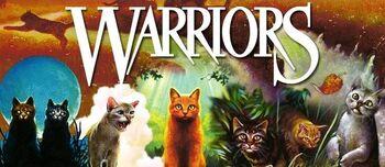 Warrior Cats Logo