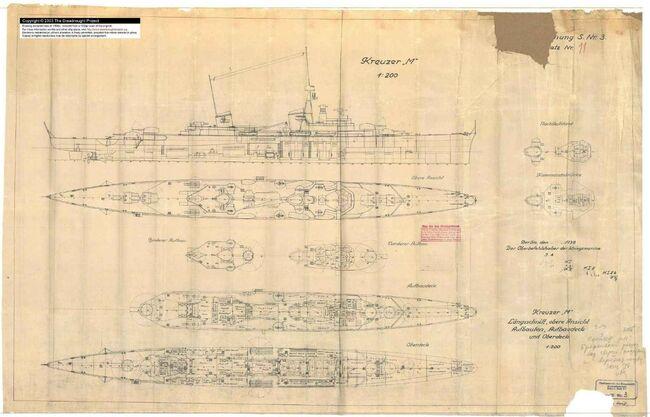 M-Class Blueprint