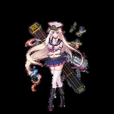 Enterprise (CV-6) 1