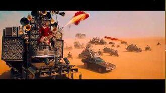 Mad Max Fury Road - Doof Warrior