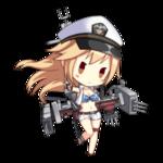 Ship girl 1142