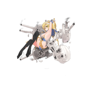 Vanguard (r) damaged