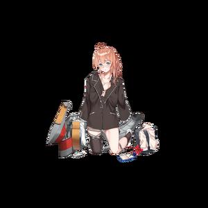 Mogami costume D