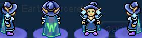 Char water sorceress