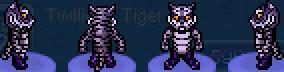 Char twilight tiger