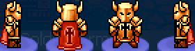Char crusaders golden armor