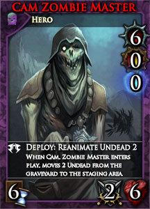 Card lg set10 cam zombie master r