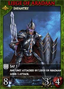 Liege of Aradaan