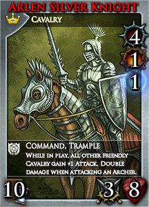 Arlen Silver Knight