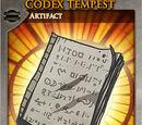 Codex Tempest