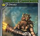 Dwarven Cannoner