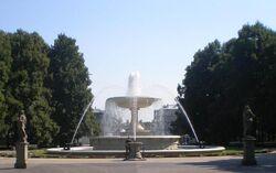 Ogród Saski (fontanna) 2